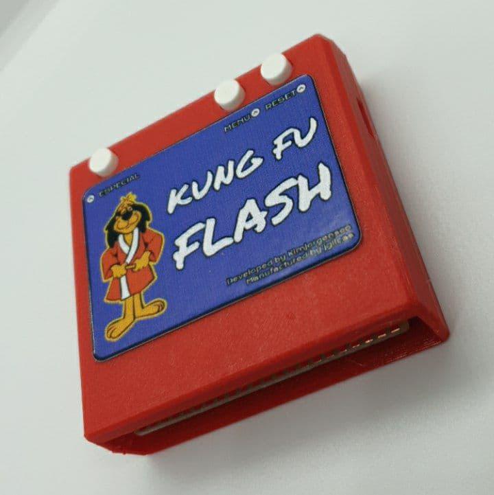 kungfu flash KungFu Flash para Commodore 64