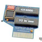 32 in 1 amstrad hobbyretro 03 Caja impresión 3D para cartucho 32in1 GX4000