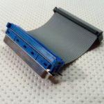 Centronics conector hobbyretro 01 Adaptador Centronics Amstrad Plus