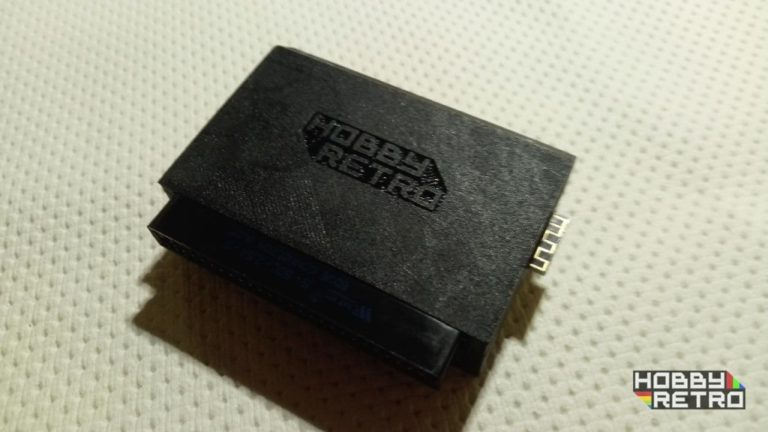 M4 Board EDGE case hobbyretro 01 Caja para M4 board, protege tu M4 para Amstrad CPC