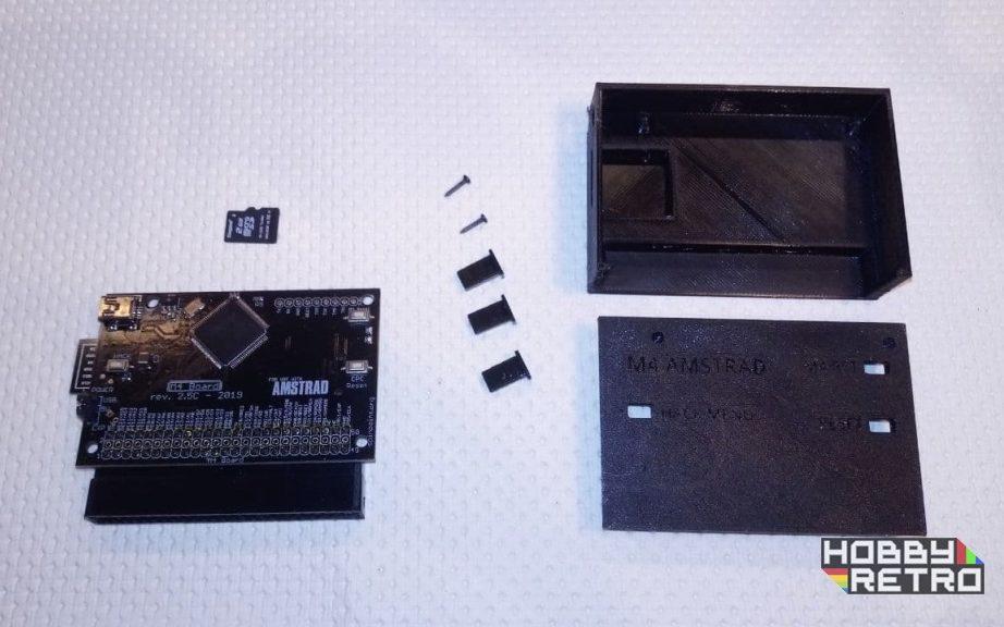 caja para M4 board edge