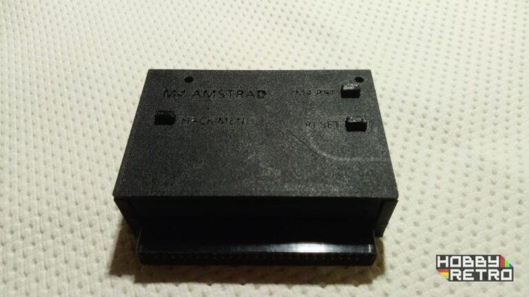 M4 Board EDGE case hobbyretro 02 Caja para M4 board, protege tu M4 para Amstrad CPC
