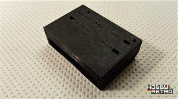 M4 Board EDGE case hobbyretro 06 Caja en impresión 3D para M4 Board EDGE 3 pulsadores