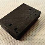 M4 Board EDGE case hobbyretro 08 Caja en impresión 3D para M4 Board EDGE 3 pulsadores