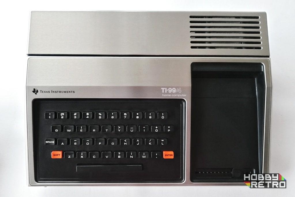 TI 99 4 hobbyretro 001 Texas Instruments TI-99/4A