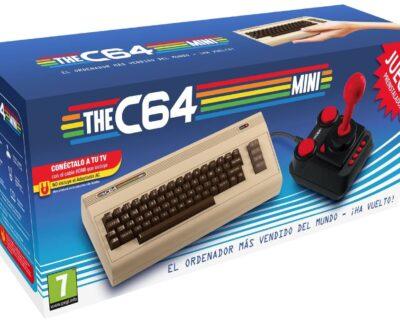 c64mini1 Valkyrie 3 · C64