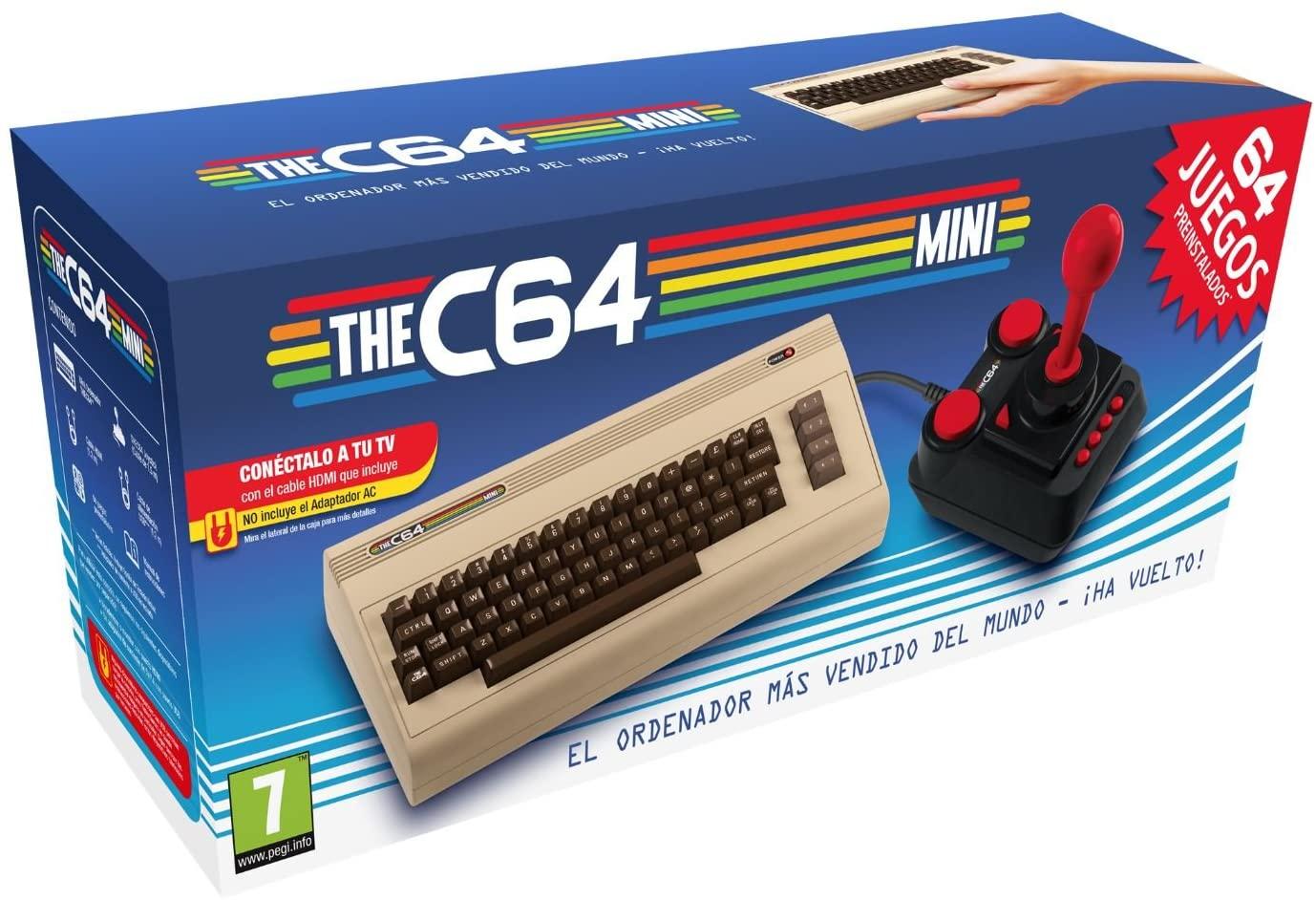 c64mini1 The C64 Mini