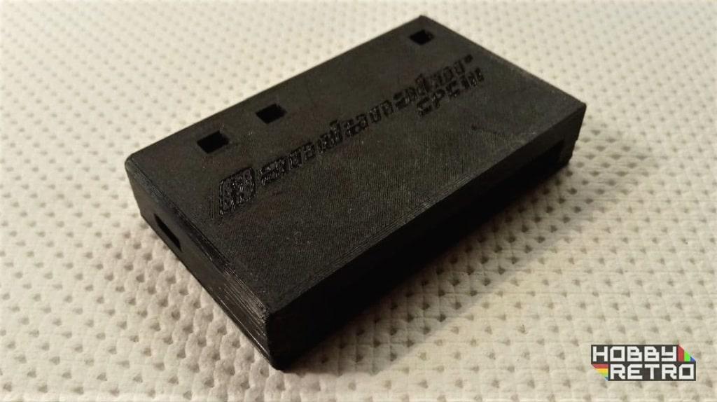 caja dandanatorcpc amstrad hobbyretro 04 Caja cartucho Dandanator CPC mini