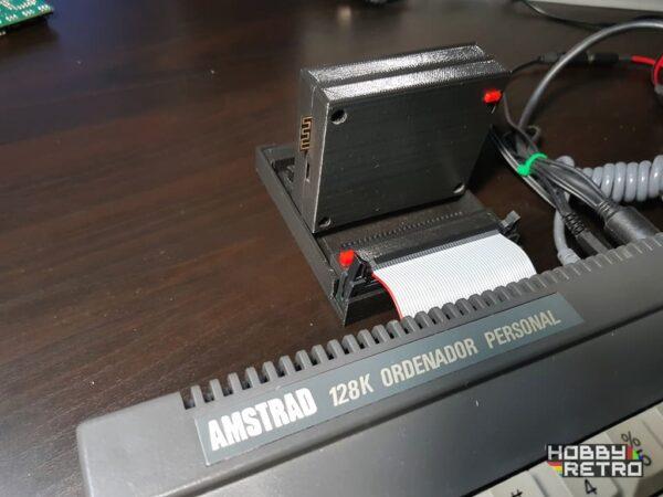 soporte MX4 amstrad hobbyretro 01 Soporte para MX4 Amstrad CPC