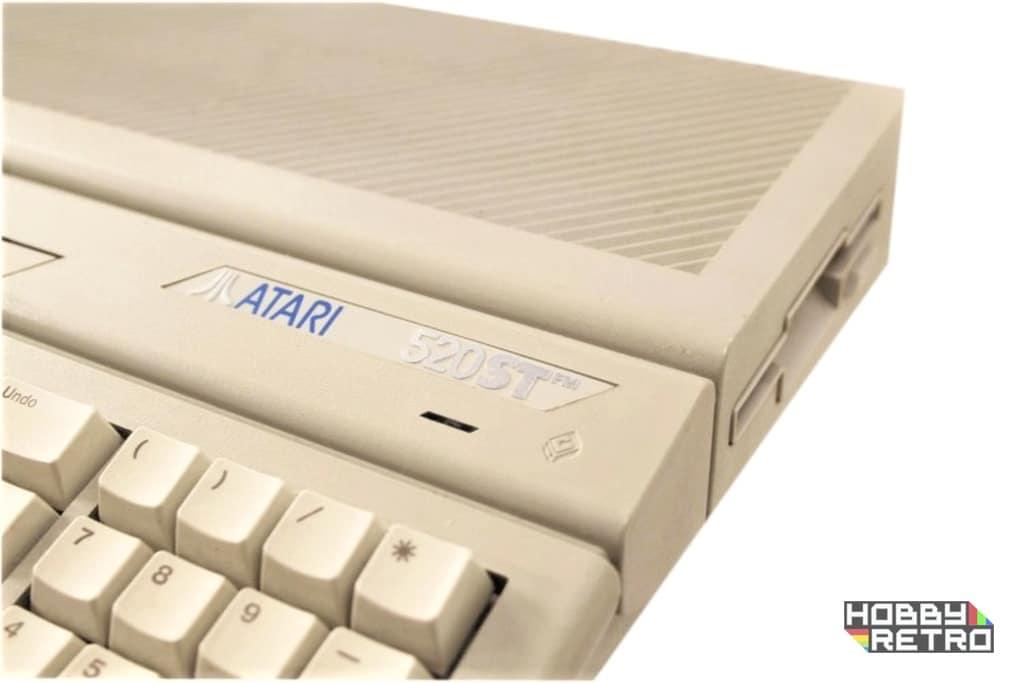 Atari 520ST 001 Atari 520ST