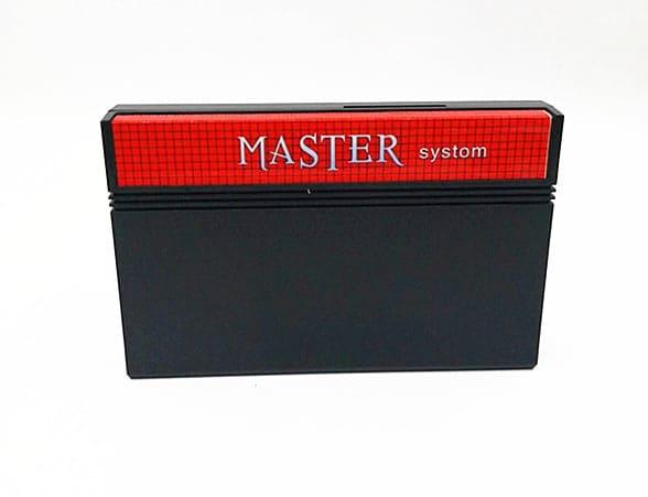 Cartucho de 600 juegos en 1 para Master System tarjeta de consola SEGA Master System de Cartucho Everdrive para Master System