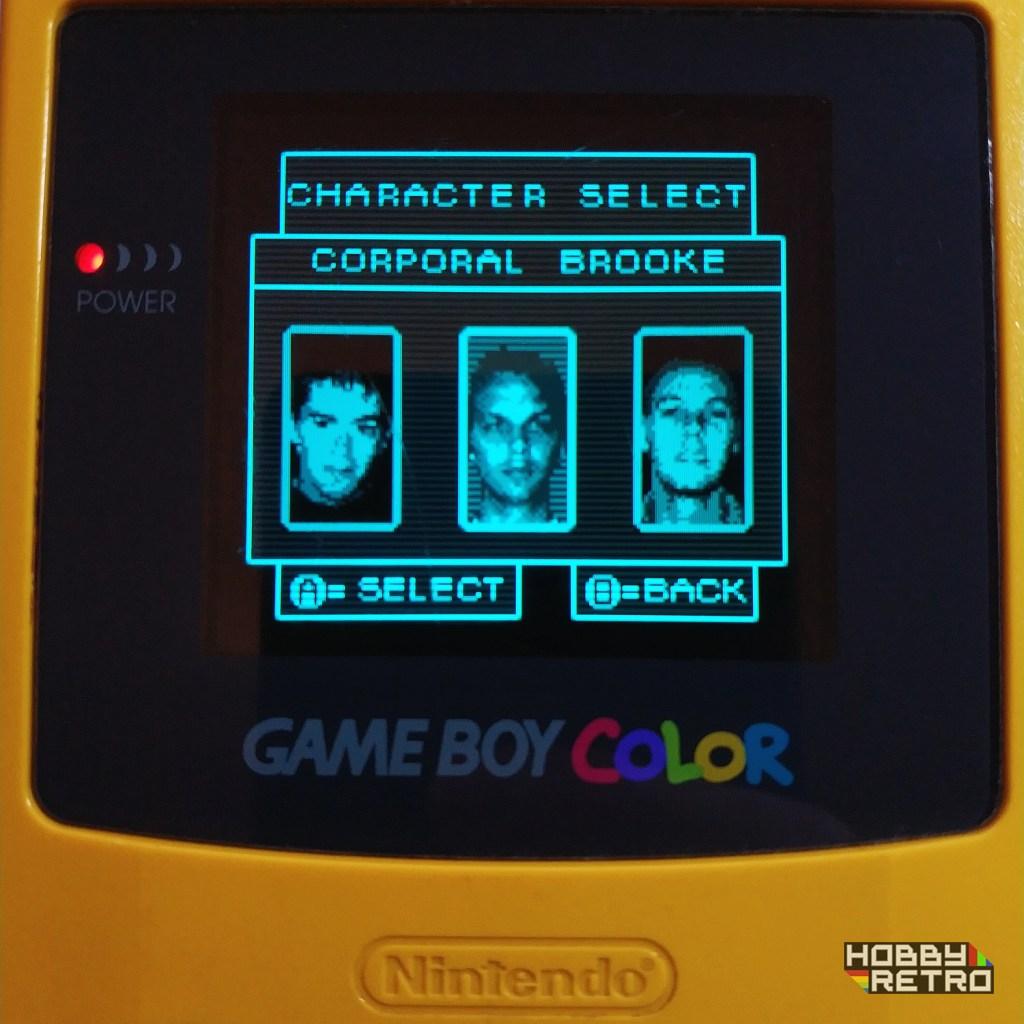 Game boy Color pantalla IPS hobbyretro 002 Pantalla retroiluminada para Game Boy Color