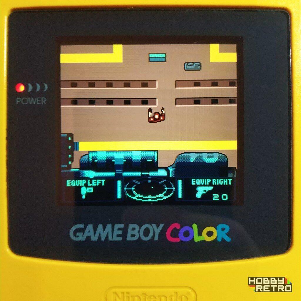 Game boy Color pantalla IPS hobbyretro 003 Pantalla retroiluminada para Game Boy Color