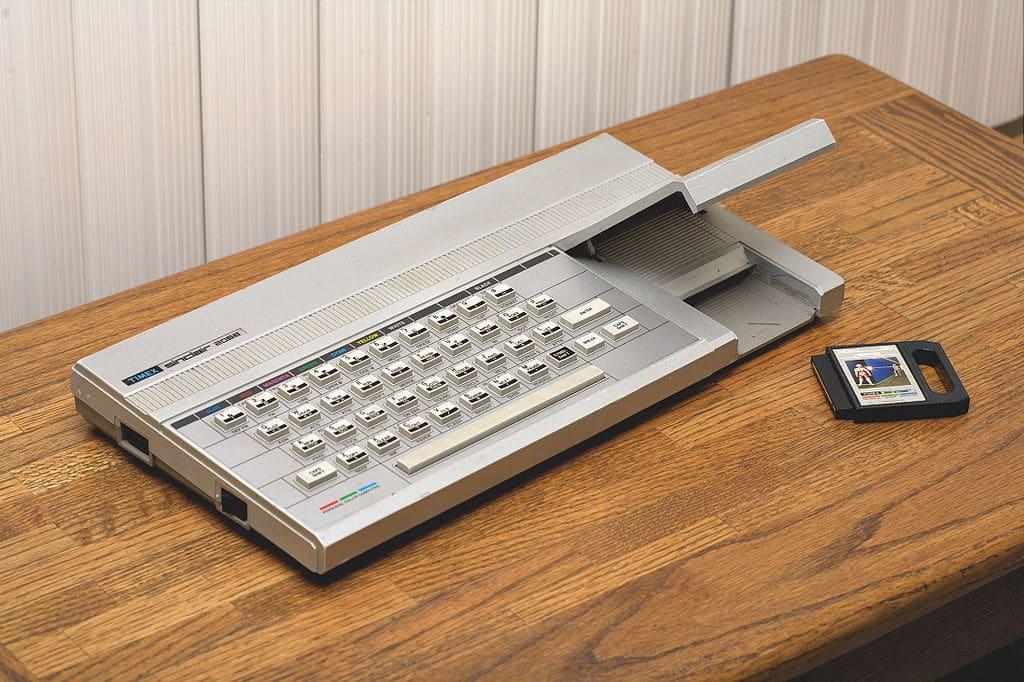 Timex sinclair 2068 Sinclair ZX81