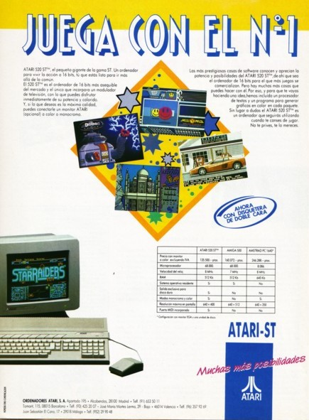 atari 520ST publicidad 2 Atari 520ST