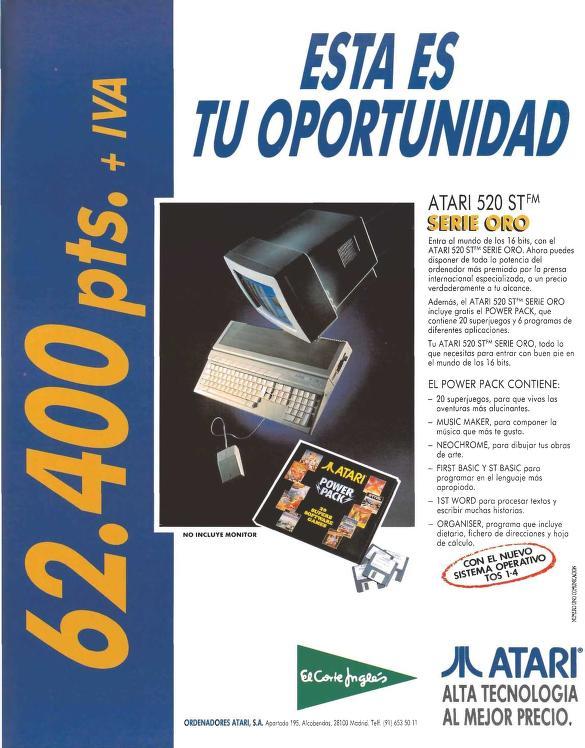 atari 520ST publicidad3 Atari 520ST