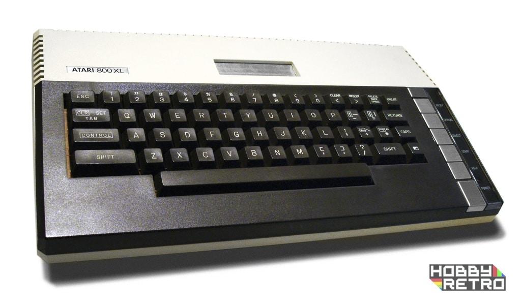 atari 800xl hobbyretro 01 Atari 1200XL, lo que pudo haber sido y no fue
