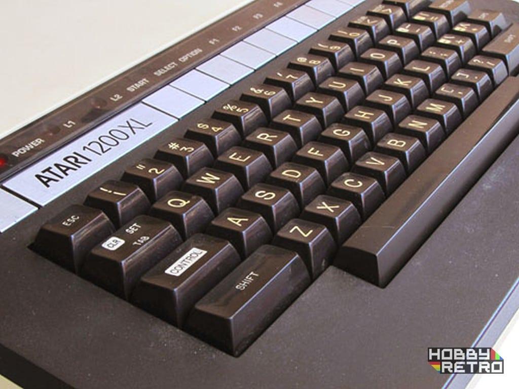 atari1200xl hobbyretro 01 Atari 1200XL, lo que pudo haber sido y no fue