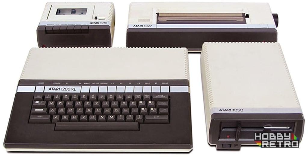 atari1200xl hobbyretro 04 Atari 1200XL, lo que pudo haber sido y no fue