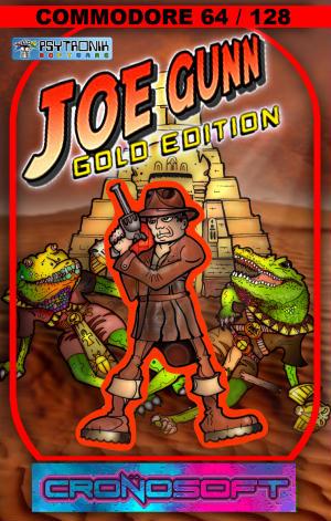 joe gunn gold commodore 64 Joe Gunn Gold · Commodore 64