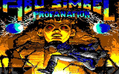 Abu Simbel Profanation · C64