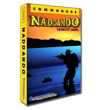 Cover Naddando Commodore 64 Naddando · C64