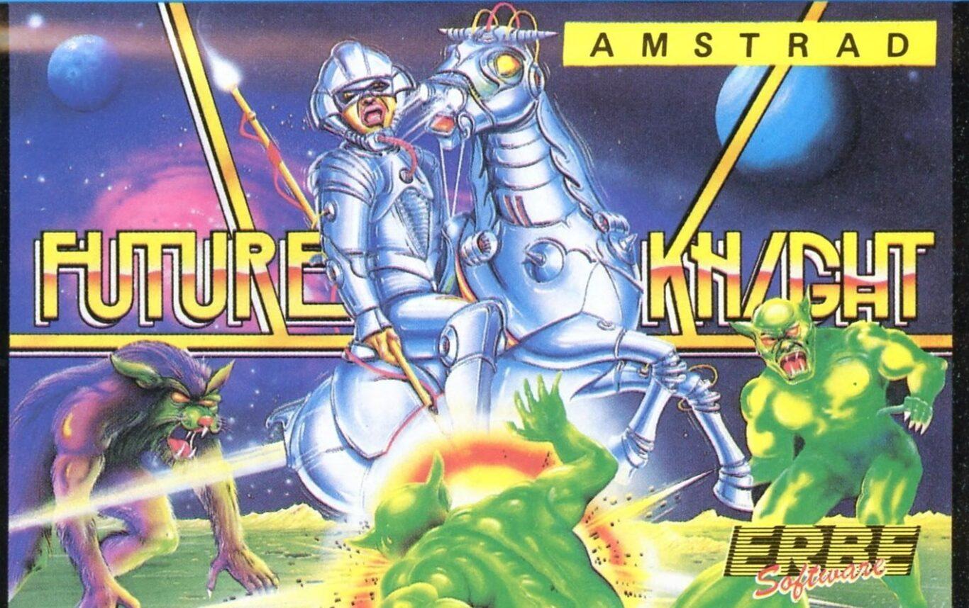 Future Knight · Amstrad CPC
