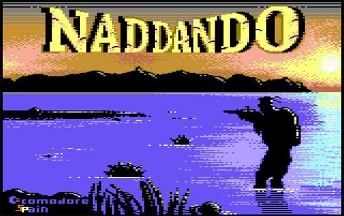 Naddando Portada Naddando · C64