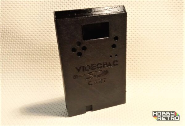 cartucho videopack wilco 07 Caja en Impresion 3D para Videopac uSD Cart