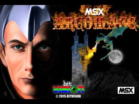 hqdefault 1 Arcomage · MSX