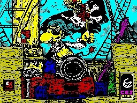 hqdefault 2 Cannon Bubble · ZX Spectrum