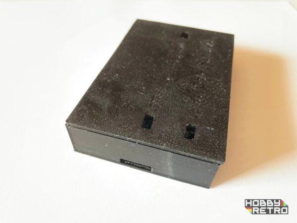 m4board idc case 004 Caja en impresión 3D para M4 Board IDC 3 pulsadores