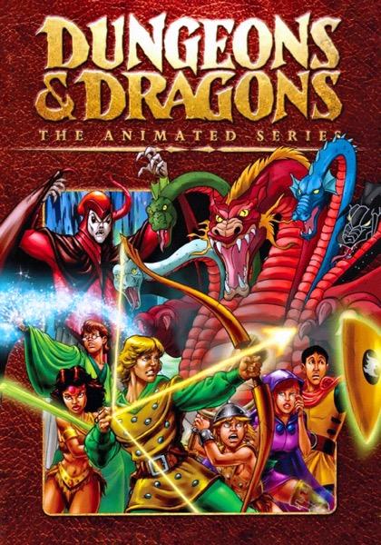DUNGDRAG POR Dungeons & Dragons · MSX2