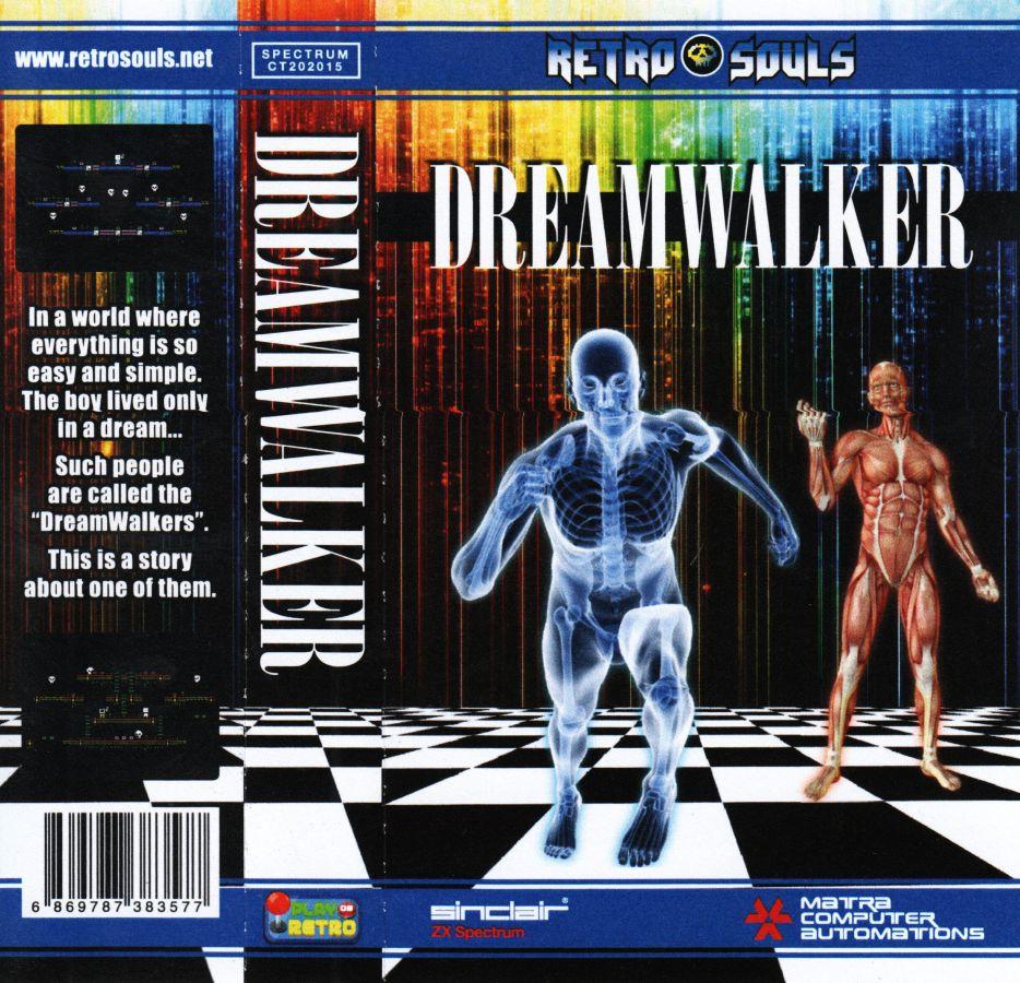 DreamWalkerAlterEgo2MatraComputerAutomations DreamWalker · ZX Spectrum