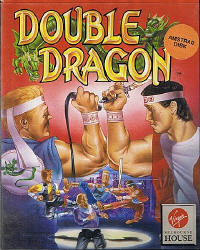 double dragon portada