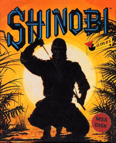 SHINOBI POR Shinobi · MSX
