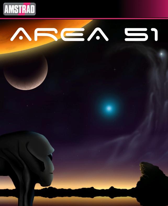 area51 Area51 · Amstrad CPC