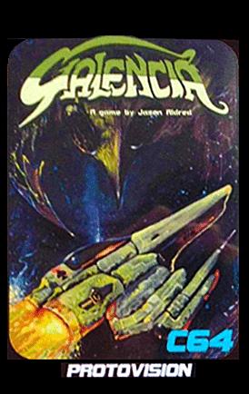 cover Galencia · C64