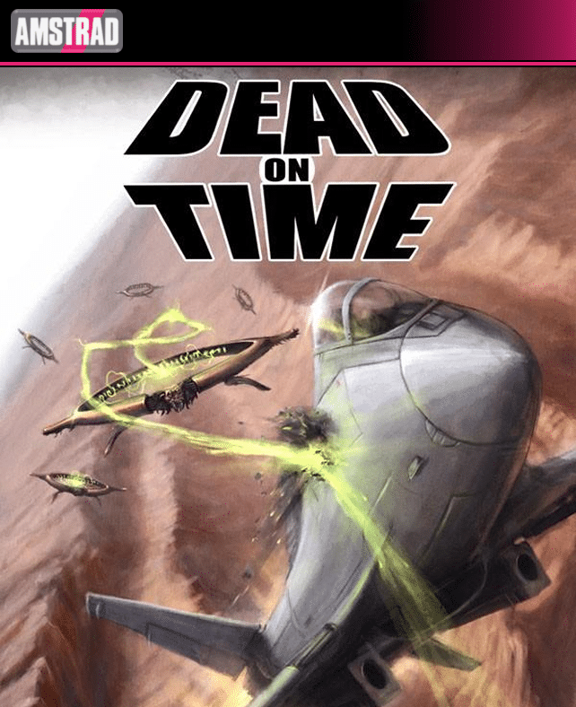 deadontime Dead on Time · Amstrad CPC