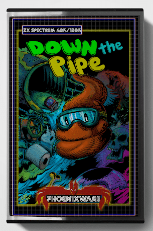 unnamed Down the Pipe · ZX Spectrum