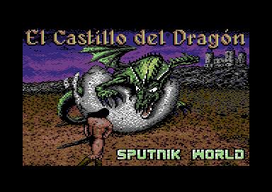 195808 El Castillo del Dragón · C64