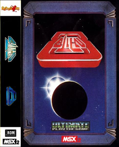 ALIEN82 POR Alien 8 Remake· MSX2