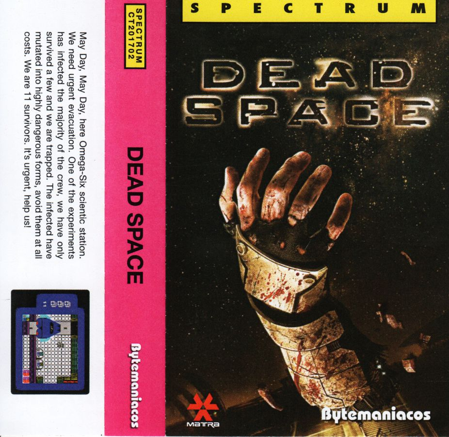 DeadSpaceMatraComputerAutomations Dead Space · ZX Spectrum