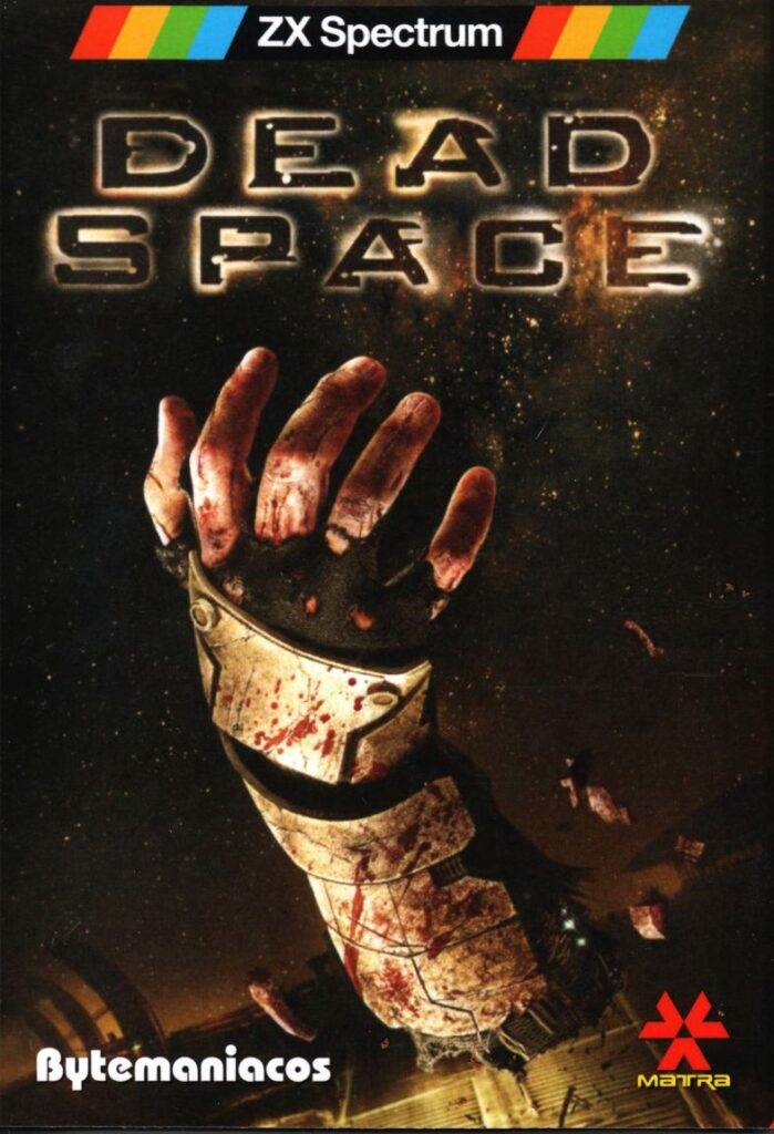 DeadSpaceMatraComputerAutomations Front Dead Space · ZX Spectrum