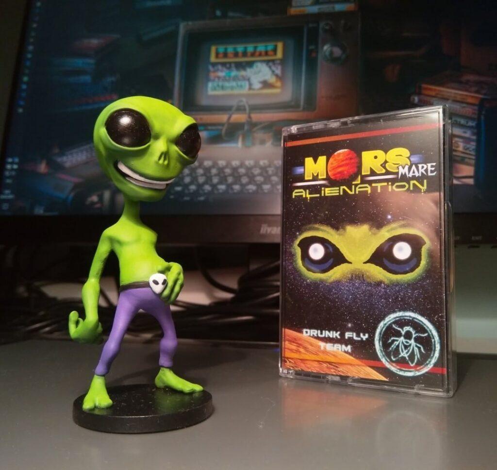 ExPjdmWWQAQj oK Marsmare: Alienation · ZX Spectrum