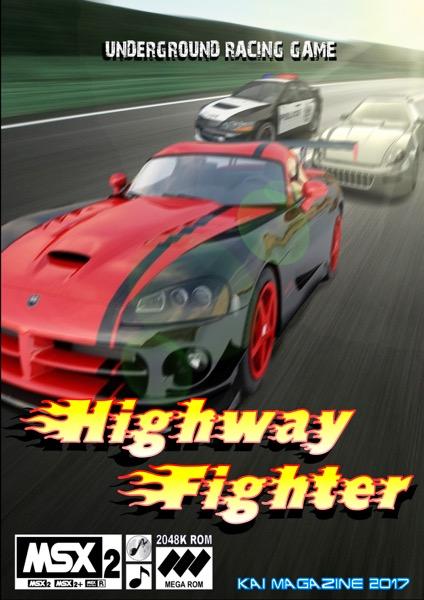 HIGHWAYF POR Highway Fighter · MSX2