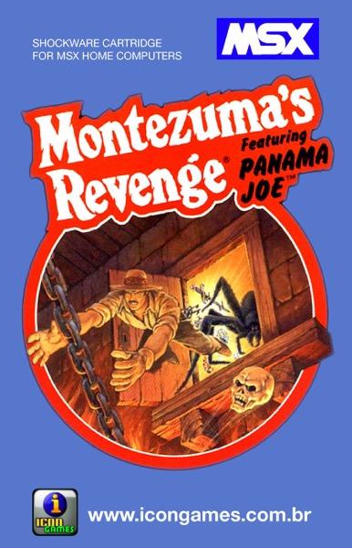MONTEZUM POR Montezuma´s Revenge · MSX