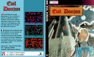 Evil Donjon · Amstrad CPC