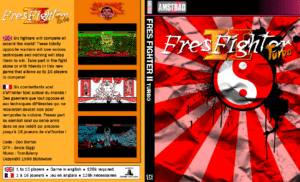 Fres Fighter II Turbo · Amstrad CPC