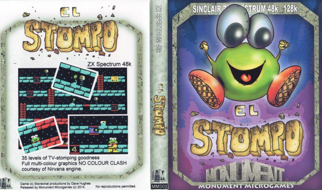 ElStompo El Stompo · ZX Spectrum